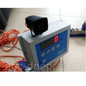Весовой прибор с функцией дозирования