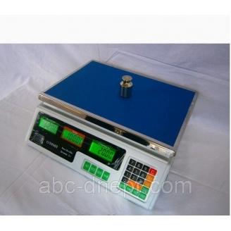 Весы настольные 15, 30, 40 кг 250х350 мм