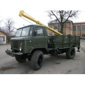 Оренда Ямобура ГАЗ-66 БКМ-317