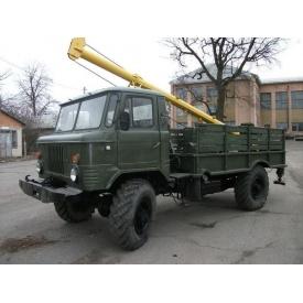 Аренда Ямобура ГАЗ-66 БКМ-317