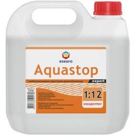 Грунт глибокопроникаючий Aquastop Expert 1:12 0,5 л