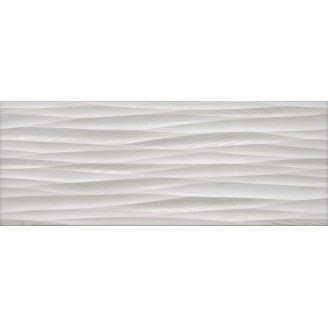 Плитка для стен InterCerama Alba 23х60 см серая светлая рельеф (2360 169 071/Р)