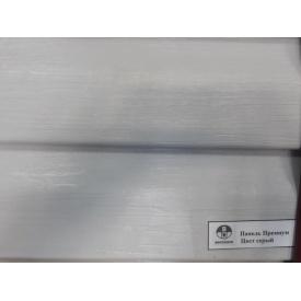 Сайдинг Boryszew Premium 3,81 х 0,2034 сірий