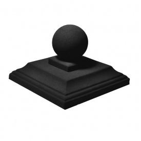 Шляпа шар 50х50 см Західтрансбуд графит