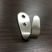 Гачок нержавійка 3 мм