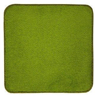 Термоковрик электрический Теплик 50х50 с термоизоляцией светло-зеленый