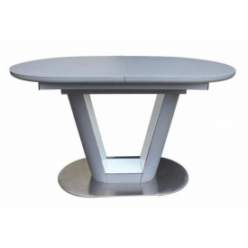 Стол обеденный DAOSUN DT 8105 серый