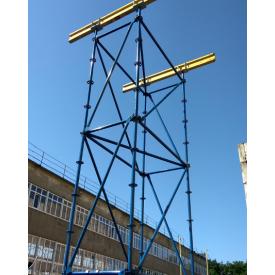 Просторова стояково-каркасна опалубка Будмайстер 5 м