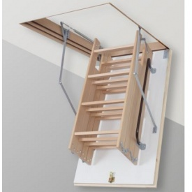 Чердачная лестница Мегалюк 900x600 мм