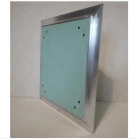 Алюминиевый люк Мегалюк 600x1200 мм