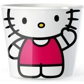 Квіткове кашпо MyFacepotUA Kitty (MyF_0013_kitty)