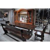 Меблі з дерева комплект великий комплект 1800х800 мм