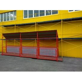 Пешеходная защитная галерея SafePas