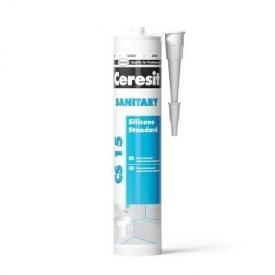 Герметик силиконовий Ceresit CS-15 белый 280 мл