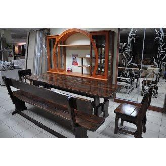 Мебель из дерева большой комплект 1800х800 мм