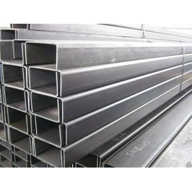 Швеллер стальной гнутый 160х50х3,0 мм ГОСТ 8278-83