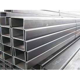 Швеллер стальной гнутый 140х50х5,0 мм ГОСТ 8278-83