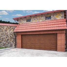 Секционные гаражные ворота DoorHan RSD02