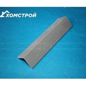 Куточок алюмінієвий анодований 15х15х1