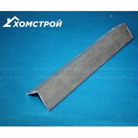 Куточок алюмінієвий 20х20х1,5 без покриття
