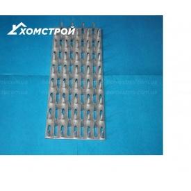 Цвяхова пластина 76х100х17,5х1,5