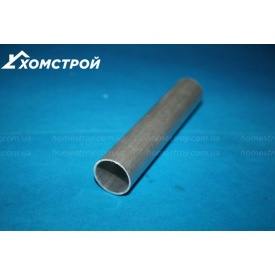 Труба круглая алюминиевая 20х1 без покрытия