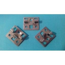 Кляймер для крепления фасадной доски с пазом 8 мм