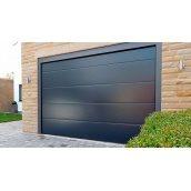 Ворота для гаража Trend 2500х2500 з сендвіч-панеллю