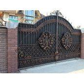 Ворота ковані розпашні