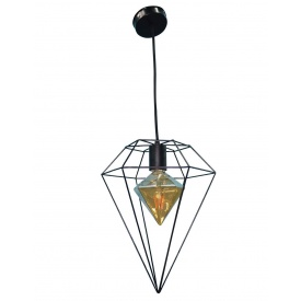 Светильник подвесной в стиле лофт Конус NL 121