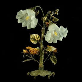 Настольная лампа флористика 035/2Т