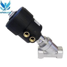 """Клапан з пневмоприводом ODE 21IA5T20GC2 нормально закритий 3/4"""""""