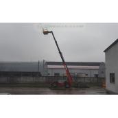Оренда навантажувача MANITOU 4 т 18 м