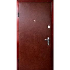 Двери входные металлические с кожвинилом 1010х2100 мм