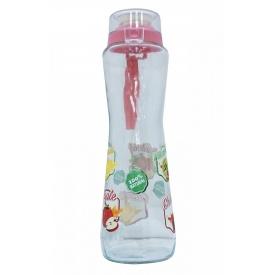 Бутылка для воды Sarina с ремешком 750 мл (S-744-1)