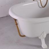 Слив/перелив для ванны Lady Hamilton бронза
