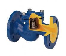 Клапан зворотний підпружинений Py16 Ду80