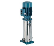 Моноблочний вертикальний насос Calpeda MXV-BM 25-206
