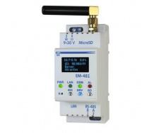 Контролер web-доступу для управління MODBUS-обладнанням ЕМ-481