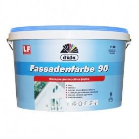 Краска фасадная DUFA F90 10 л
