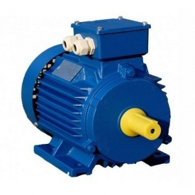 Електродвигун асинхронний АИР160Ѕ6 11 кВт 1000 об/хв