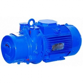 Насос водокольцевой вакуумний ВВН 0,75/0,4 2,2 кВт