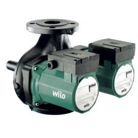 Сдвоенный насос с мокрым ротором Wilo TOP-SD 80/7