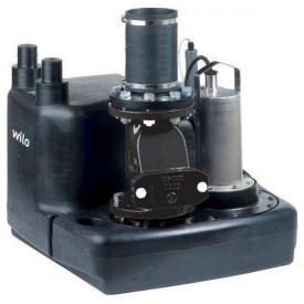 Напорная установка для отвода сточных вод Wilo-DrainLift M 2/8 RV-3х400 B