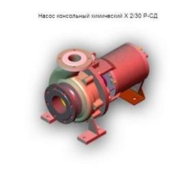 Химический насос Х 2/30-Р-СД б/д