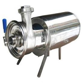 Пищевой насос ОНЦ 3-12/10 с електродвигателем 1,5 кВт