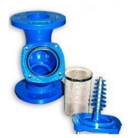 Фильтр осадочный c магнитным улавливателем ДУ 100 PУ 16