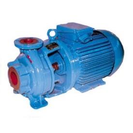 Консольный насосный агрегат КМ 50-32-125 с двигателем 2,2 кВт 2900 об.мин