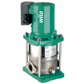 Відцентровий багатоступінчастий насос Wilo-Multivert MVIS 210