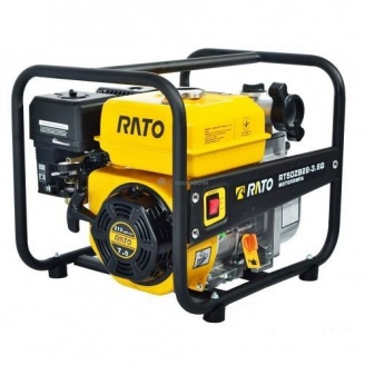 Мотопомпа для чистої води Rato RT 50ZB28-3.6 Q